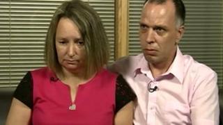 Sasha's parents