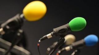 Radio microphones