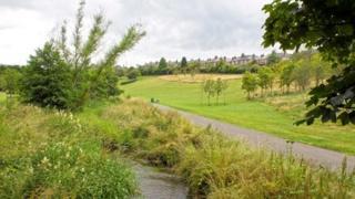 Braidburn Valley Park in Edinburgh