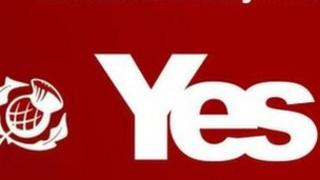 Labour for independence logo