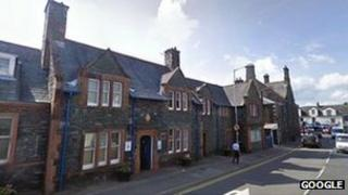Keswick old police station and magistrates' court