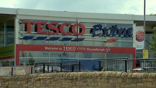 Tesco Extra at Musselburgh