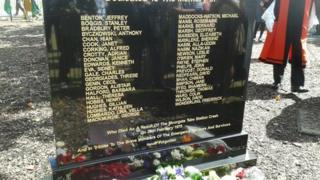 Moorgate memorial