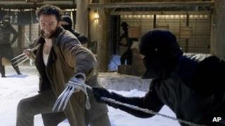 Wolverine film still
