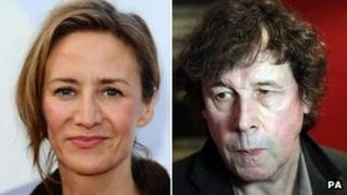 Janet McTeer and Stephen Rea