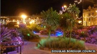 Marine Gardens on Loch Promenade