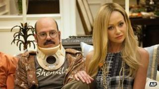David Cross, Portia de Rossi