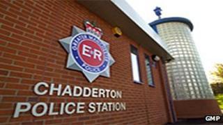 Chadderton police station