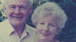 John and June Davies