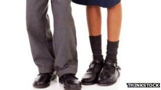 Generic school uniform