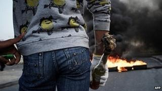 As talks stall, violence has escalated in Bahrain
