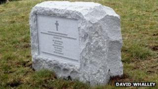 Granite memorial