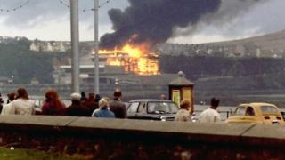 Summerland fire (August 2 1973)