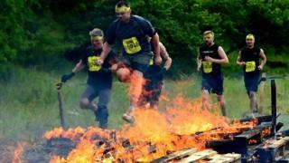 Total Warrior 10 Mile Challenge