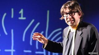 Andrea Brunello in The Principle of Uncertainty