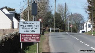Village of Westruther