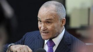 New York police commissioner Ray Kelly file photo
