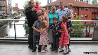 The Hancox and Treadwell family