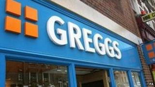 The bad weather earlier in the year has hurt Greggs