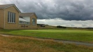 Clwb Golff Aberteifi