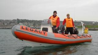 Legacy rescue boat