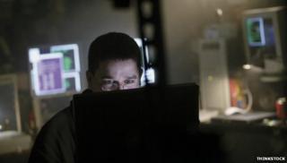 A 'hacker'