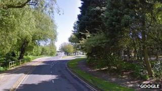 Woodside Drive in Blackpool