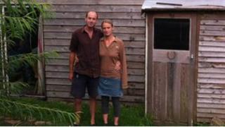 Daniel and Lora Newman