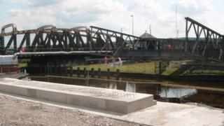 Bridge over River Weaver