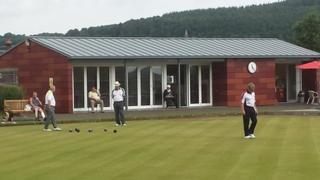 Castle Park Bowling Club in Penrith