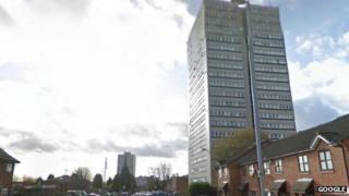 Barry Jackson Tower