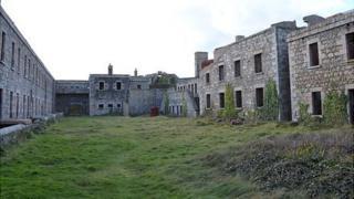 Fort Tourgis in Alderney