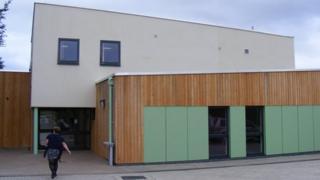 Lauder health centre
