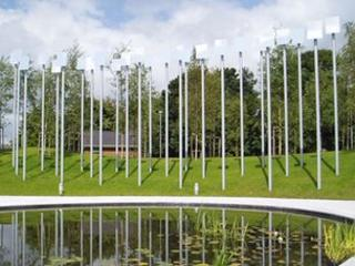 Omagh's Memorial Garden of Light