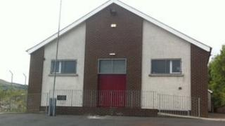 Robert L Mitchell memorial hall in Newry