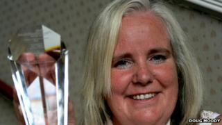 Jane Bailey, Middlesbrough citizen of the year 2012