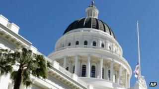 California State Assembly in Sacramento (file)