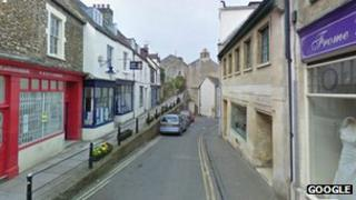 Palmer Street, Frome