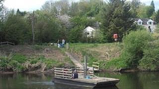 River Severn Ferry