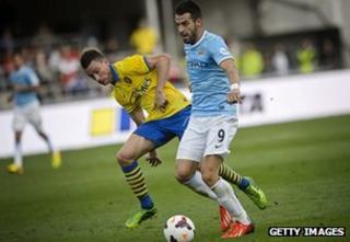 Premier League game