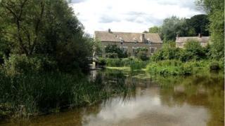 Wadenhoe, Northamptonshire