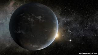 Kepler has been looking for rocky worlds that could possibly retain liquid water on their surface