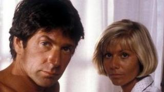 Michael Brandon and Glynis Barber, in BBC series Visitors