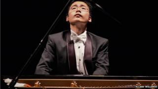 Classical music winner