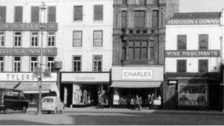 Stockton High Street c.1950s