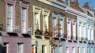 Camden houses