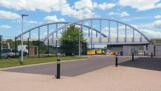 New London Road bridge