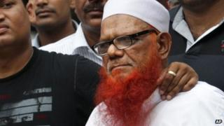 Delhi police arrested Abdul Karim Tunda on Friday