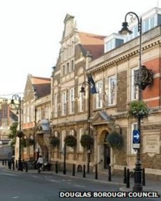 Douglas Borough Council