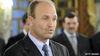 Mehdi Mabrouk in 2011